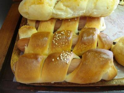 海辺の手作りパン屋