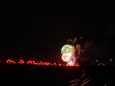 福山花火2009